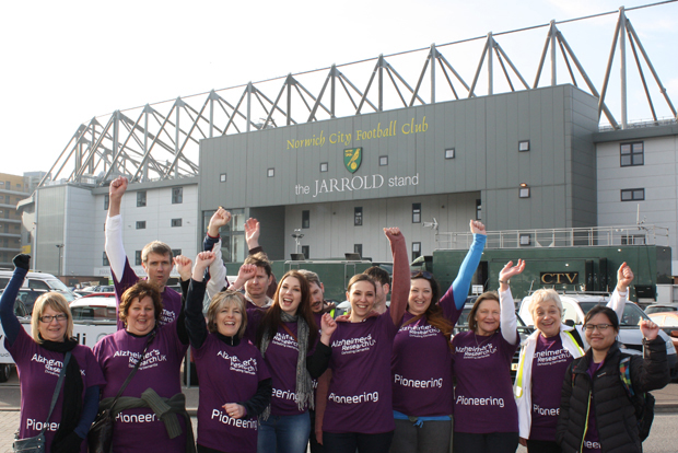 norwich-fc-fundraising-volunteers